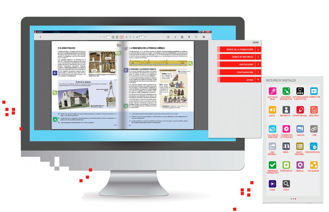 Libros digitales interactivos